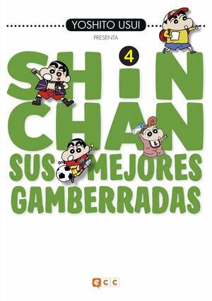 SHIN-CHAN: SUS MEJORES GAMBERRADAS NÚM. 04 (DE 6)
