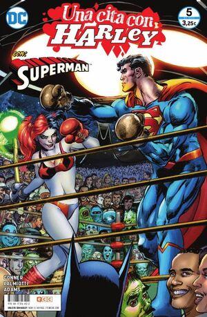 UNA CITA CON HARLEY NÚM. 05 (DE 6): SUPERMAN