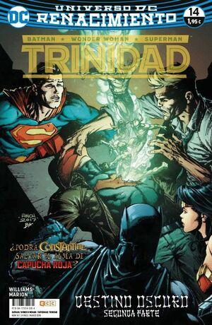 BATMAN/SUPERMAN/WONDER WOMAN: TRINIDAD NÚM. 14 (RENACIMIENTO)