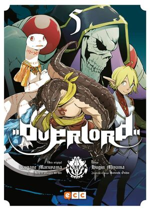 OVERLORD NÚM. 05