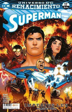 SUPERMAN NÚM. 72/17 (RENACIMIENTO)