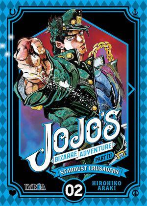 JOJO' S BIZARRE ADVENTURE PARTE 3: STARDUST CRUSADES 2
