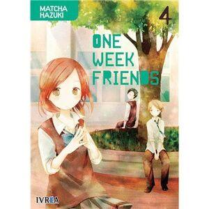 ONE WEEK FRIENDS 4
