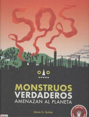 MONSTRUOS VERDADEROS