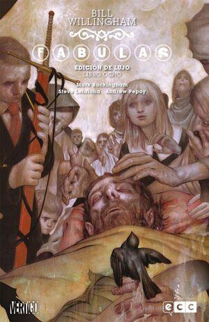 FÁBULAS: EDICIÓN DE LUJO - LIBRO 8 (2A EDICIÓN)