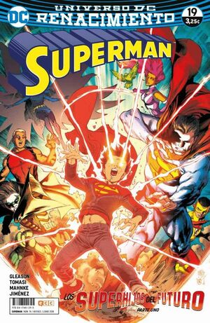 SUPERMAN NÚM. 74/19 (RENACIMIENTO)