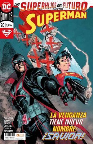 SUPERMAN NÚM. 75/20 (RENACIMIENTO)