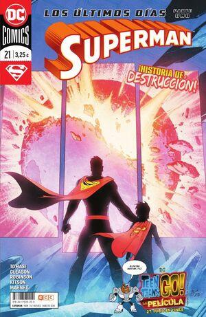 SUPERMAN NÚM. 76/21 (RENACIMIENTO)