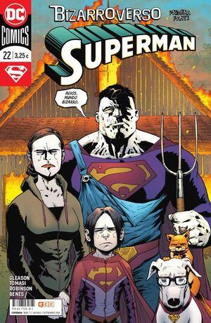 SUPERMAN NÚM. 77/22 (RENACIMIENTO)
