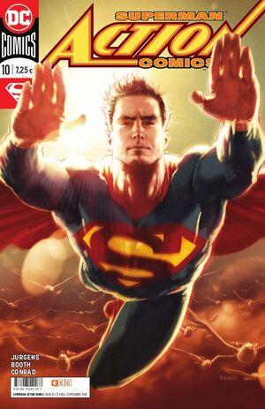 SUPERMAN: ACTION COMICS NÚM. 10 (RENACIMIENTO)