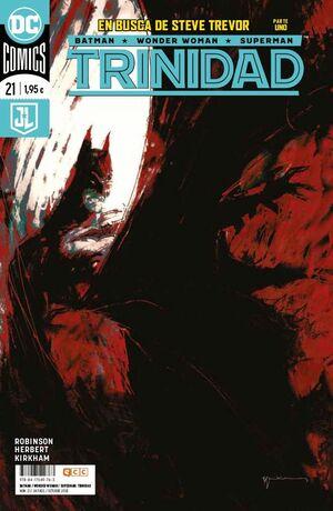 BATMAN/SUPERMAN/WONDER WOMAN: TRINIDAD NÚM. 21 (RENACIMIENTO)