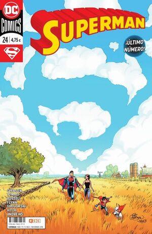 SUPERMAN NÚM. 79/24 (RENACIMIENTO)