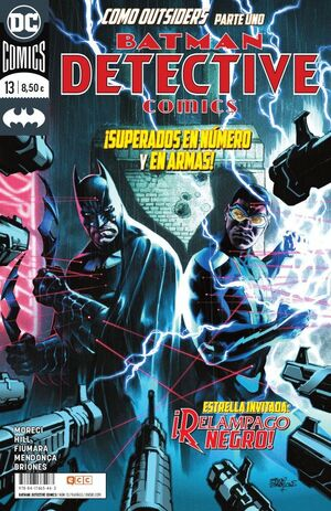 BATMAN: DETECTIVE COMICS NÚM. 13 (RENACIMIENTO)