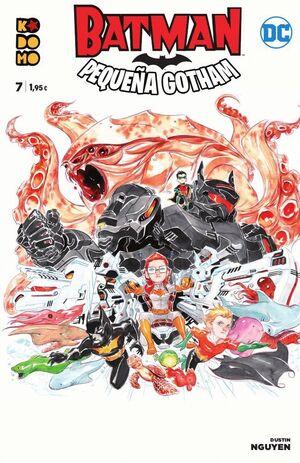 BATMAN: PEQUEÑA GOTHAM NÚM. 07 (DE 12)