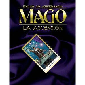 MAGO LA ASCENSION 20 ANIVERSARIO EDICION DE BOLSILLO