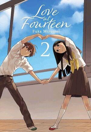 LOVE AT FOURTEEN N 02