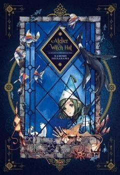 LIBRETA NOTEBOOK ATELIER OF WITCH HAT