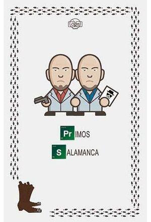 BLOC DE NOTAS BREAKING BAD - LOS PRIMOS SALAMANCA