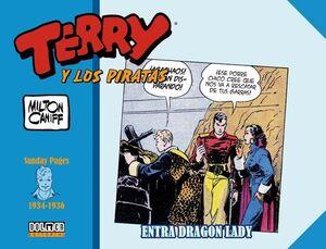 TERRY Y LOS PIRATAS 1934-1936