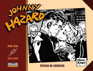 JOHNNY HAZARD (1957-1959)