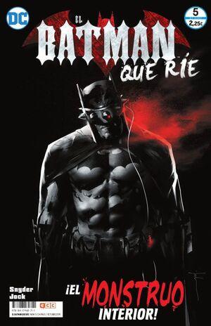 EL BATMAN QUE RÍE NÚM. 05 (DE 7)