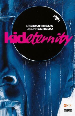 BIBLIOTECA GRANT MORRISON  KID ETERNITY