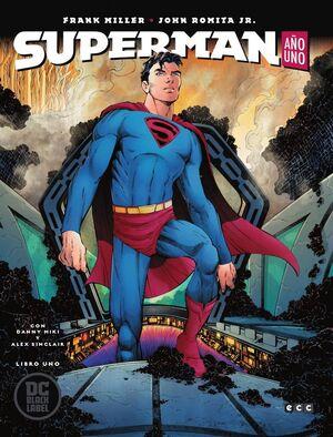 SUPERMAN: AÑO UNO  LIBRO UNO