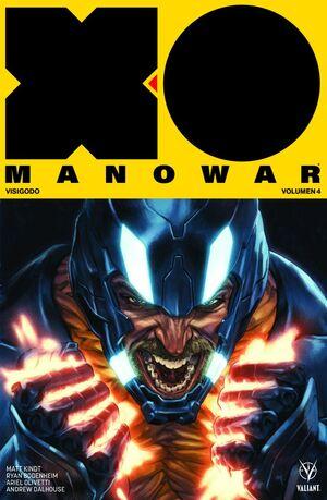 X-O MANOWAR VOL. 4