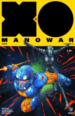 X-O MANOWAR 24