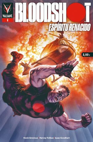BLOODSHOT ESPIRITU RENACIDO 4