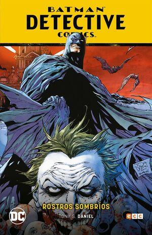 BATMAN: ROSTROS SOMBRÍOS