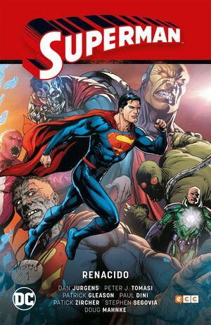SUPERMAN VOL. 04: RENACIDO