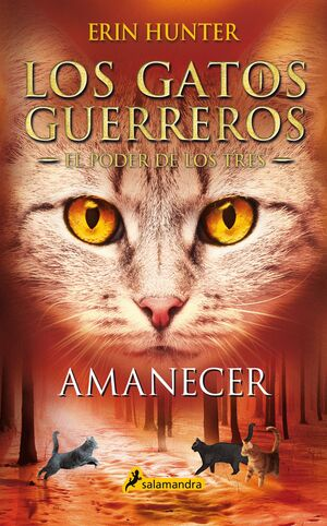 6.AMANECER.(GATOS GUERREROS/PODER DE LOS TRES)