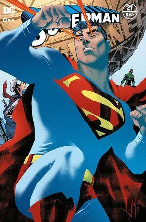 SUPERMAN NÚM. 100/ 21 (PORTADA ESPECIAL)