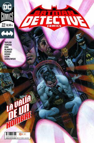 BATMAN: DETECTIVE COMICS NÚM. 22