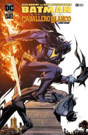 BATMAN: LA MALDICIÓN DEL CABALLERO BLANCO NÚM. 08 (DE 8)