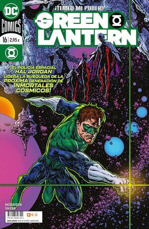 EL GREEN LANTERN NÚM. 98/16