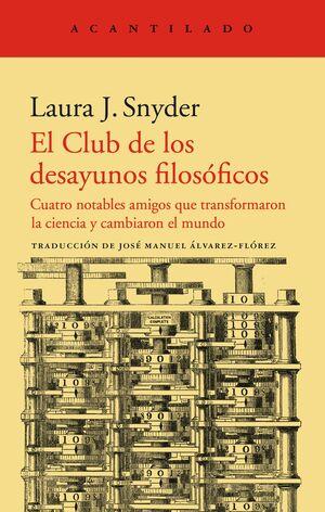 EL CLUB DE LOS DESAYUNOS FILOSÓFICOS