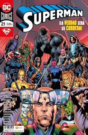 SUPERMAN NÚM. 100/ 21