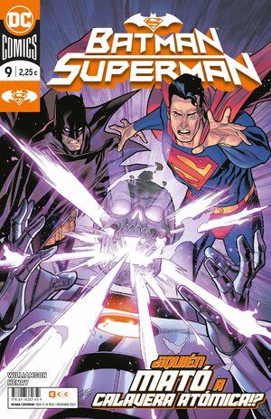 BATMAN/SUPERMAN NÚM. 09