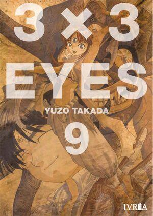 3X3 EYES 9