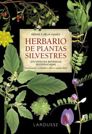 HERBARIO DE PLANTAS SILVESTRES