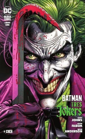 BATMAN: TRES JOKERS NÚM. 1 DE 3