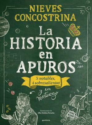 LA HISTORIA EN APUROS