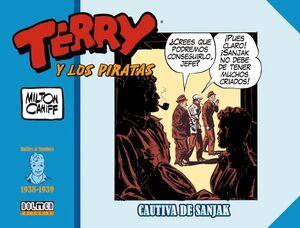 TERRY Y LOS PIRATAS 1938-1939