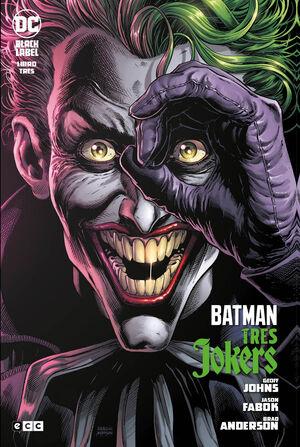 BATMAN: TRES JOKERS N?M. 03 DE 3