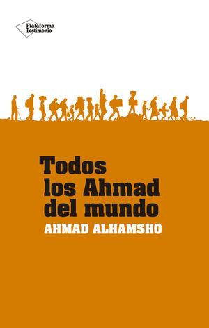 TODOS LOS AHMAD DEL MUNDO