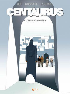 CENTAURUS NÚM. 04: TERRE DE ANGOISSE