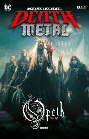 NOCHES OSCURAS: DEATH METAL NÚM. 04 DE 7 (OPETH BAND EDITION) (RÚSTICA)