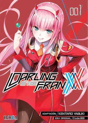 DARLING IN THE FRANXX 01
